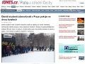 Prahu obkľúčili divokí dánski študenti: Zdemolované hotely a krvavé bitky!