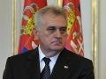 Srbsko a Kosovo rozdelil jeden vlak: Prezident Nikolič hovorí o provokácii