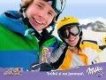 Vojnu snowboardistov ukončil karamel