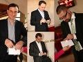 Exkluzívne voľby na predsedu SaS: Poslanci tajne hlasovali za nového šéfa strany!