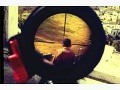 Krutá fotka ostreľovača: Arabský chlapec netuší, že mu na krk dýcha smrť!