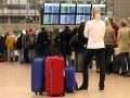 Letisko v Hamburgu narušil štrajk, väčšinu z plánovaných letov zrušili