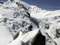 V Západných a Belianskych Tatrách trvá 2. stupeň lavínového nebezpečenstva