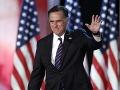 Ostrý útok na republikánskeho favorita: Trump je podvodník a pokrytec, vyhlásil Romney