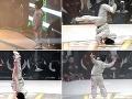 VIDEO Úžasný výkon: Videli ste takto tancovať break dance 6-ročné dievča?!