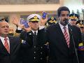 Chávezov nástupca Maduro zložil prezidentskú prísahu