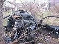 Tragická nehoda na Záhorí: Auto na šrot, dvaja mŕtvi (†23, †24), tretí ťažko zranený!