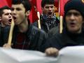 Protestné pochody sa konali v Madride i ďalších asi 60 mestách