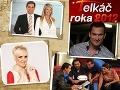 O vaše hlasy sa uchádzajú napríklad Noviny Tv Joj, herec Ján Koleník, moderátorka Kveta Horváthová či šou Partička.