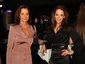 Podujatie si nedala ujsť ani herečka Karin Haydu. Spoločnosť jej robila kamarátka Darina Wolfová, ktorá bola prvou manželkou herca Štefana Skrúcaného.