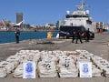 Obrovský úlovok nemeckej polície: Pri jednej akcii dokázali zhabať kokaín za miliardu eur