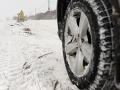 Pozor na snehové jazyky a záveje: Východ je zasnežený, západ suchý