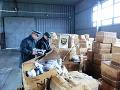 Veľký úspech slovenských colníkov: V sklade našli takmer 15 000 napodobenín