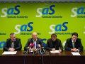 Kvôli novej vyhláške o elektrine nám hrozia žaloby, tvrdí SaS