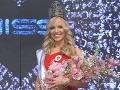 Titulom Miss Universe SR sa môže pýšiť už aj Jeanette Borhyová.