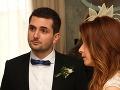 Adam Zavřel a Hana Gallová ešte ako dvaja slobodní ľudia.