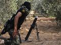 Prímerie dlho nevydržalo, militanti vypálili na Izrael tri delostrelecké míny