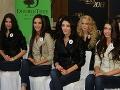 Dievčatá čakali, ktorá z nich sa stane Miss Press.