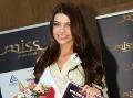 Karolína Chomisteková sa stala Miss Press 2013.