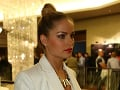 Tanečnica Ivana Surovcová bola tiež zvedavá na novú miss.