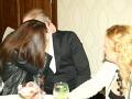 Alexandra Orviská a David Koller vyvolávali dojem, že sa bozkávajú.
