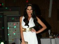 Riaditeľka súťaže Miss Slovensko Magdaléna Šebestová vyzerala v bielych šatách ako grécka bohyňa.