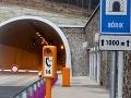 Zlá správa pre vodičov: Časť diaľnice D1 vrátane Tunela Bôrik cez víkend uzavrú
