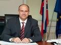 Prvý viceprezident Prezídia Policajného zboru Milan Lučanský.
