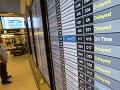 Spoločnosť American Airlines zrušila plánované odlety: Porucha počítačového systému