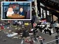 Seriál mal predpovedať tragédiu na bostonskom maratóne!