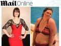 Neskutočný výkon: Dievča schudlo 107 kíl za jediný rok!