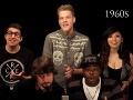 Unikátny MIX: Takto sa zmenila hudba za posledných tisíc rokov!