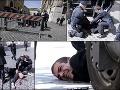 Streľba pred sídlom talianskeho premiéra: Plánovaným terčom boli politici!