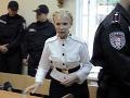 Som šťastná, reagovala Tymošenková na verdikt ESĽP