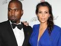 Veľkorysí Kim Kardashian a Kanye West: Pre bábätko nechcú žiadne darčeky!