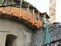 Ďalšie problémy s hradom Krásna Hôrka: Interiéru hrozí premoknutie!