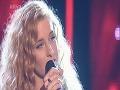 Punkerke Sabine Křovákovej ľúbostné piesne príliš nesadli, počas týždňa navyše bojovala s chorobou.