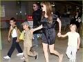 Ako vychovávajú svoje deti Aguilera, Jolie a ďalšie slávne mamičky?