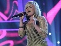 Veronika Stýblová zaspievala pieseň od Britney Spears.