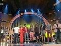 Nemohla chýbať ani hymna SuperStar, ktorú zaspievali všetci dvanásti finalisti speváckej šou.