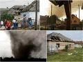 Tornádo v Maďarsku: Pri našich hraniciach smršť ničila domy a zranila 2 ľudí!