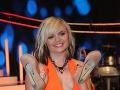 Veronika Stýblová v čase účinkovania v Superstar.
