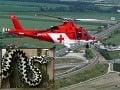 Had sa tajne viezol v záchranárskom vrtuľníku: V nemocnici vystrašil sestričky!