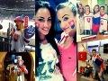 Slováci žijú hokejom: Vytasili dresy, pomaľovali tváre a kričia Slovenskooo!