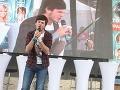 Aj Martin Šafařík predviedol fanúšikom svoje umenie.