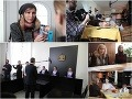 Dramatické filmovanie Boórovej príbehu: Útek pred britskou políciou!