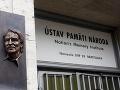 Ústav pamäti národa zverejnil zoznam konšpiračných bytov