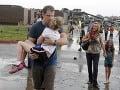 FOTOREPORTÁŽ: Fotky hrôzy, USA postihla ďalšia katastrofa