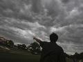 Pekné počasie nečakajte: Dnes bude oblačno, na hrebeňoch Tatier sa očakáva víchrica