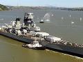 Nič si nedarujú: Stretnutie vojnových lodí sa skončilo prestrelkou